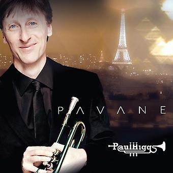 Paul Higgs - Pavane [CD] USA import
