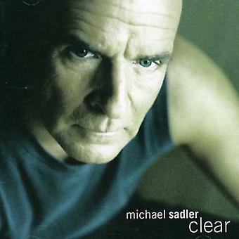 Michael Sadler - tydelig [CD] USA import