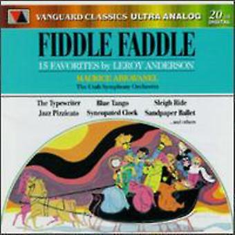Rode Faddle - violin Faddle [CD] USA import