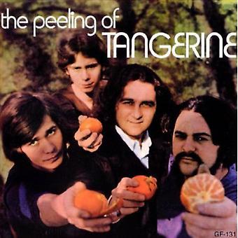 Tangerine - Peeling af Tangerine [CD] USA importerer