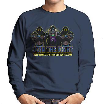 ゾルン メンズ スウェット シャツの Vulchazor 息子に参加します。