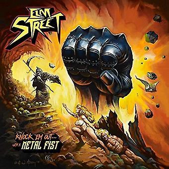 Elm Street - banke 'Em: med et Metal knytnæve [CD] USA import