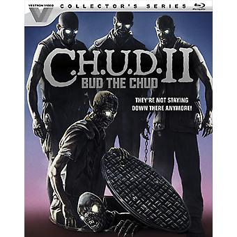 Chud II: Bud importu USA Chud [Blu-ray]