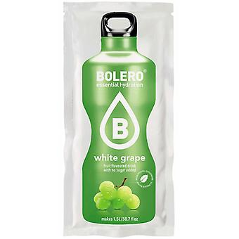 Bolero Drinks White Grape  con Stevia Caja 24 Unidades
