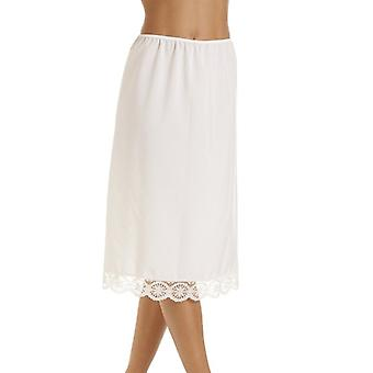 Camille Womens Lingerie Ivory Lace Hemline Ladies 26'' Half Underslip Sizes 10-24