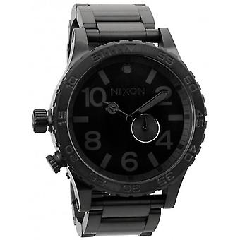Nixon The 51-30 Tide Watch - All Black