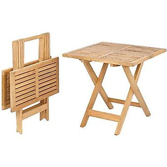 Alexander Rose Roble Occasional Folding Table