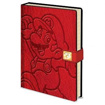 Super Mario Premium Notebook