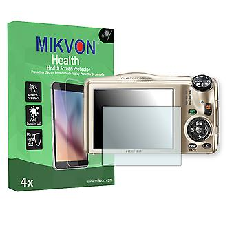 Fujifilm FinePix F800EXR Screen Protector - Mikvon Health (Retail Package with accessories)