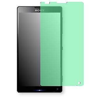 Sony Xperia ZL display protector - Golebo view protective film protective film