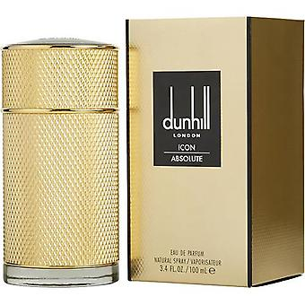 Dunhill Icon Absolute By Alfred Dunhill Eau De Parfum Spray 3.4 Oz