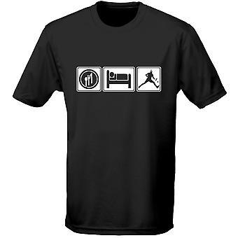 Comer dormir tenis Mens t-shirt 10 colores (S-3XL) por swagwear