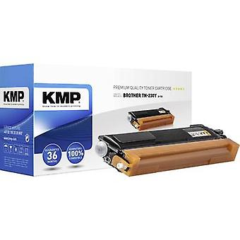KMP Toner cartridge replaced Brother TN-230Y Compatible Yellow