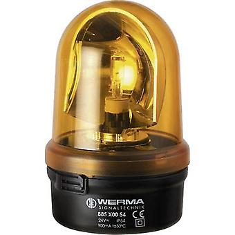 Emergency light Werma Signaltechnik 885.300.78 Yellow