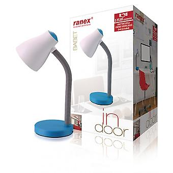 Ranex LED Table Lamp Blue