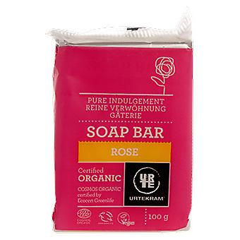 Urtekram Rose soap 100gr Bio