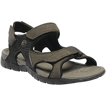 Regatta Mens Rafta Classic Adjustable Convertible Strap Slide Sandals