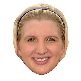 Rebecca Adlington Maske