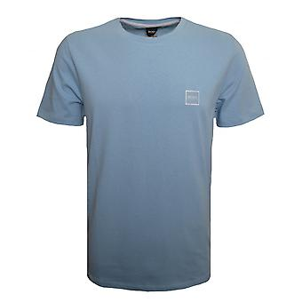 Hugo Boss Casual Men's Blue Tales T-Shirt