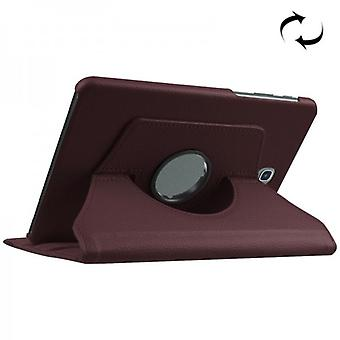 Cover 360 degrees brown bag for Samsung Galaxy tab S2 8.0 SM T710 T715N