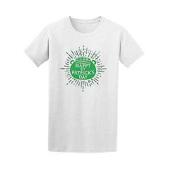 Happy St Patrick's Day Treasure Pot Tee - Image by Shutterstock