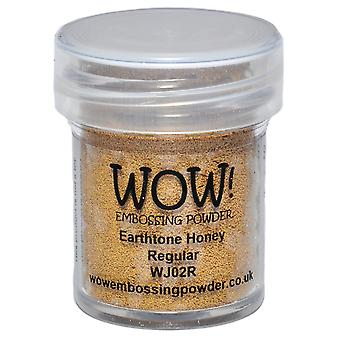 WOW! Embossing Pulver 15ml-Honig