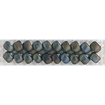 Mill Hill Antique Glass Seed Beads 2.5mm 2.63g-Pebble Gray