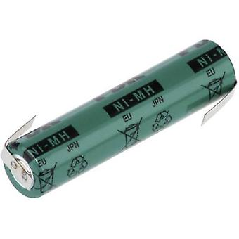 FDK HR-AAAU-LF Non-standard battery (rechargeable) AAA Z solder tab NiMH 1.2 V 730 mAh