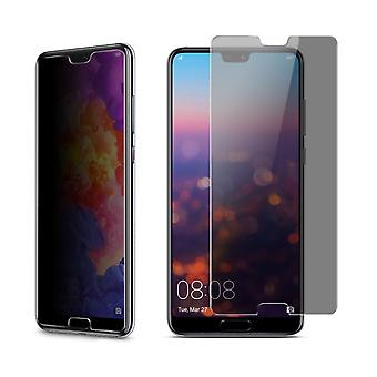 Huawei P20 per view protection armored protection glass anti-spy film 9 H - 1 piece