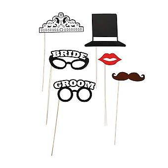 SALE - Wedding Large Photo Booth Props for Parties