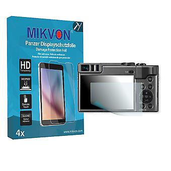 Panasonic Lumix DMC-TZ91 Screen Protector - Mikvon Armor Screen Protector (Retail Package with accessories) (reduced foil)