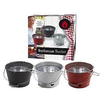 BBQ Barbecue Bucket D 27.5 cm 3as