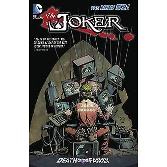 Joker - Death of the Family (the New 52) (52nd) by Scott Snyder - Greg