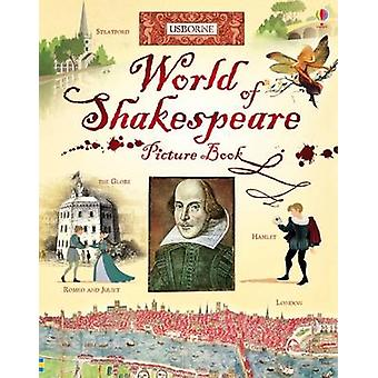 World of Shakespeare Picture Book (New edition) by Rosie Dickins - Ga