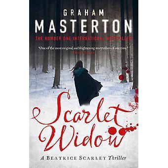 Viuda escarlata por Graham Masterton - libro 9781784976316
