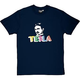 Никола Тесла Мужская футболка