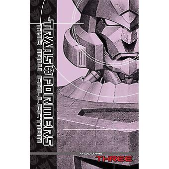 Transformers The Idw Collection Volume 3 by Guido Guidi - 97816001085