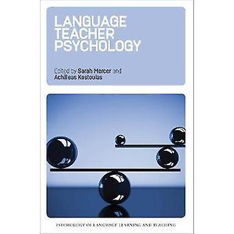 Språk lärare psykologi av Sarah Mercer - 9781783099443 bok