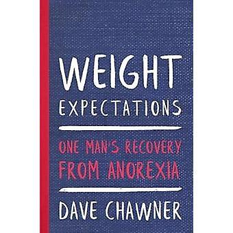 Poids des attentes - récupération d'un seul homme d'anorexie de poids Expec
