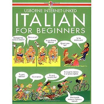 Włoski dla początkujących (podręczniki językowe Usborne)
