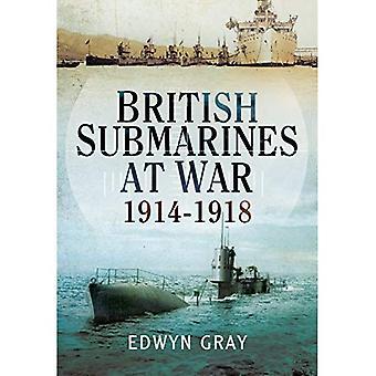 British Submarines at War 1914 - 1918