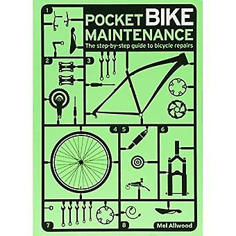 Pocket Bike Maintenance: Step-by-step guide to bicycle repairs (Paperback)