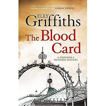 The Blood Card: Stephens and Mephisto Mystery 3 - Stephens and Mephisto