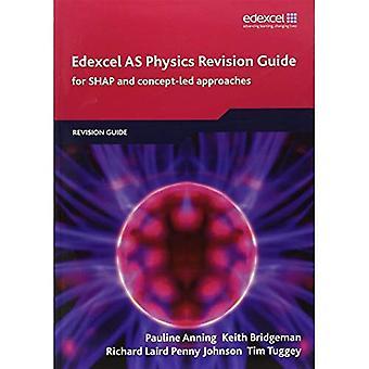 Edexcel AS Physics Revision Guide (Edexcel A Level Sciences)
