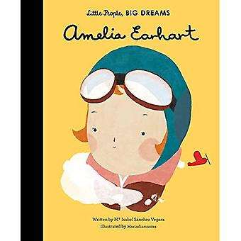 Amelia Earhart (kleine mensen, grote dromen)