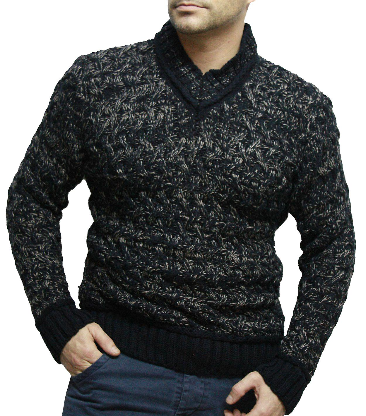 Waooh - D'Hiver Removable Collar Sweater Benji