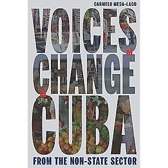 Voices of Change in Kuba aus dem nichtstaatlichen Bereich (Pitt lateinamerikanische Serie)