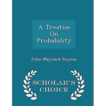 En avhandling om sannolikhet - Scholar's Choice Edition