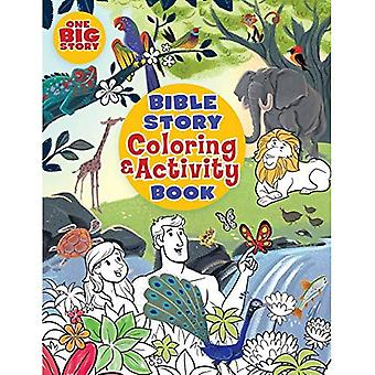 Bible Story Coloring and Activity Book (Big Picture Interactive / The Gospel Project)
