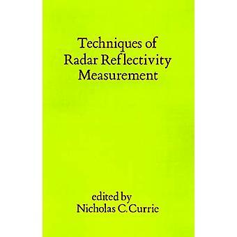 Tekniker för Radar reflektionsförmåga mätning av Currie & Nicholas C.